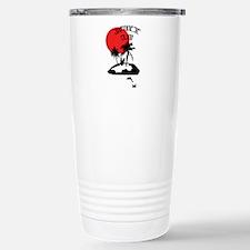 Vacation on an Japanese Island Travel Mug