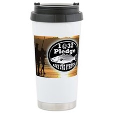 1@32 Pledge Travel Mug