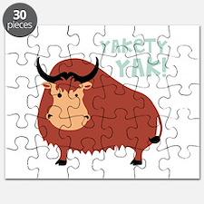 Yakety Yak! Puzzle
