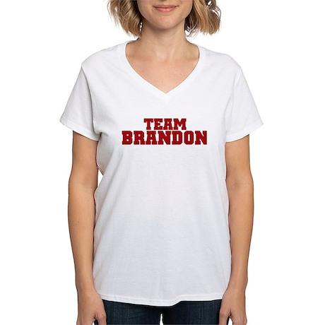 Col Brandon Ash Grey T-Shirt