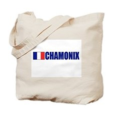 Chamonix, France Tote Bag