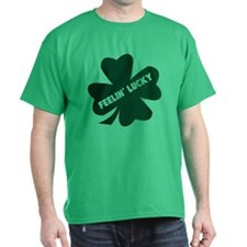 Feelin' Lucky Men's T-Shirt