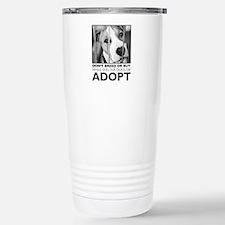 Adopt Puppy Travel Mug