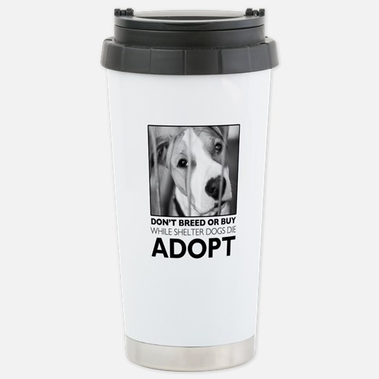 Adopt Puppy Travel Mug