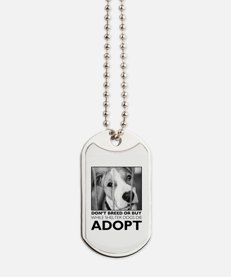 Adopt Puppy Dog Tags