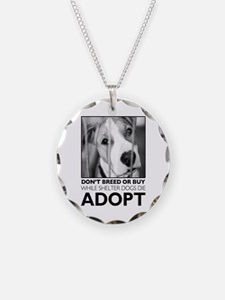 Adopt Puppy Necklace