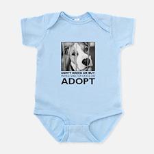 Adopt Puppy Body Suit