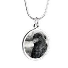 Bird 64 Crow Raven Necklaces