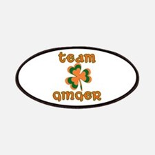 TEAM GINGER Patches