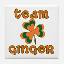 TEAM GINGER Tile Coaster