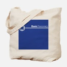 Basic Recovery, Blue Tote Bag