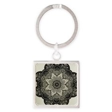 Art Square Keychain