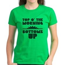 Top O' The Morning - Bottoms Tee