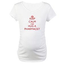 Keep Calm and Hug a Pharmacist Shirt
