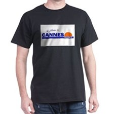 Its Better in Cannes, France T-Shirt
