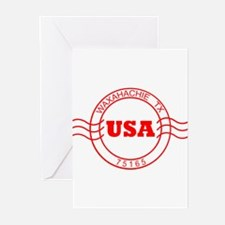 Postmark Greeting Cards (Pk of 10)