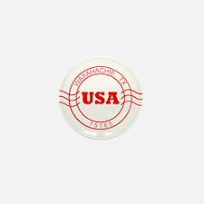 Postmark Mini Button