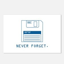 Never Forget Postcards (Package of 8)
