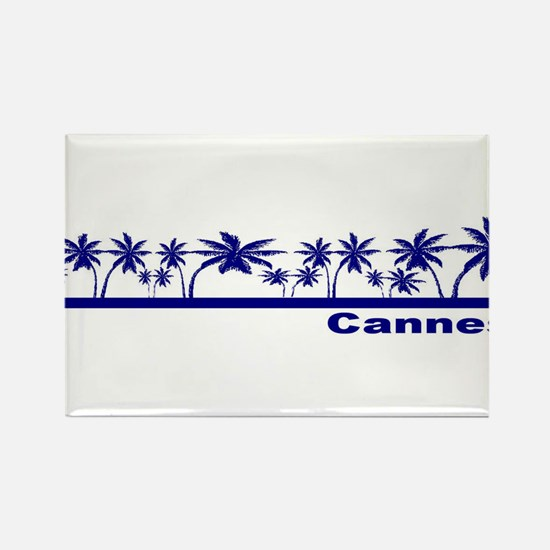 Cannes, France Rectangle Magnet