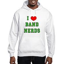 I Heart Band Nerds Hoodie
