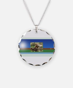 Bears Necklace