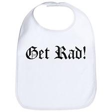 Get Rad! Bib