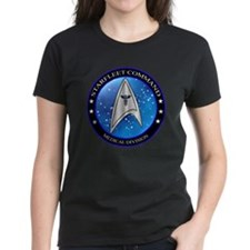 Starfleet Command Medical Div Tee