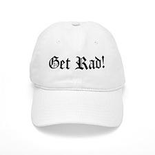 Get Rad! Baseball Cap