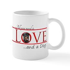 Love a Rottie Mugs