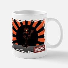 Samurai Jack Aku Mug
