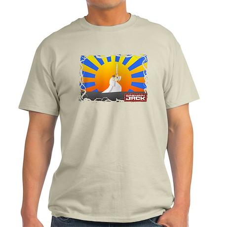 Samurai Jack Ready Light T-Shirt