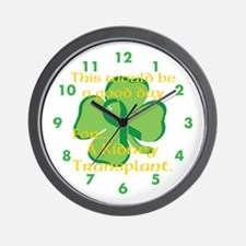 This would be a good day Wall Clock