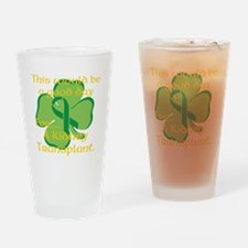This would be a good day Drinking Glass