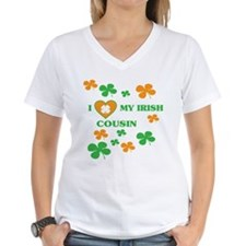 I Love My Irish Cousin T-Shirt