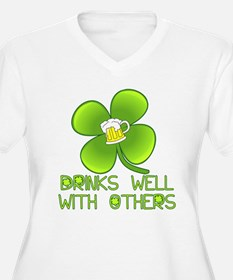 Drinks Well with T-Shirt
