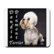 Dandie Dinmont Terrier Mousepad