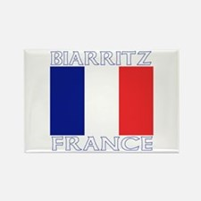 Biarritz, France Rectangle Magnet