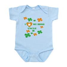 I Love My Irish Uncle Body Suit