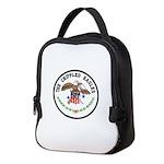 Crippled Eagle Neoprene Lunch Bag