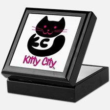 Kitty City Keepsake Box