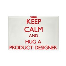 Keep Calm and Hug a Product Designer Magnets