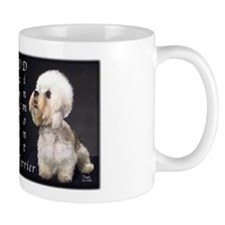 Dandie Dinmont Terrier Small Mug