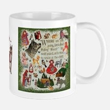 Red Riding Hood Small Small Mug