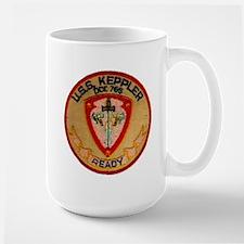 USS KEPPLER Mugs