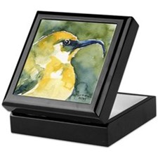 Honeycreeper Keepsake Box