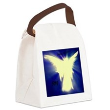 Angel on Duty.... RN Canvas Lunch Bag