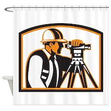Surveyor Geodetic Engineer Survey Theodolite Showe