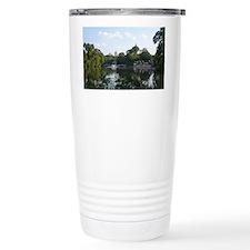 Atlanta Piedmont Park C Travel Coffee Mug