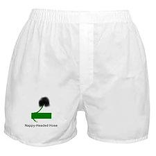 Nappy-Headed Hose Boxer Shorts