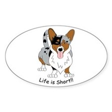Cardigan Corgi Decal
